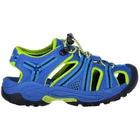 CMP Campagnolo Aquarii Sandalen Kinderen groen/blauw